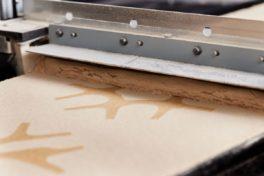 Holzabfälle mit additiver Fertigung in funktionale Bauteile verwandeln, Plattform Forust