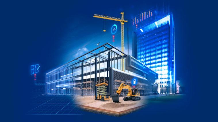 digitalBau: Ganzheitliches Messekonzept für digitales Bauen