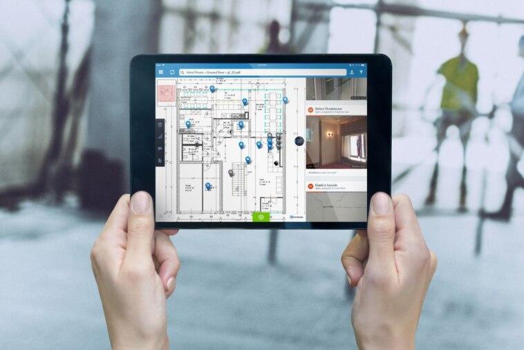 Baudokumentation von PlanRadar in Dropbox Business integriert