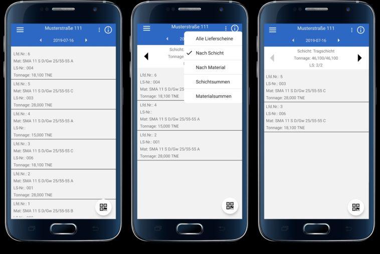 LIQR-App LIQR - Lieferschein QR-Code Reader