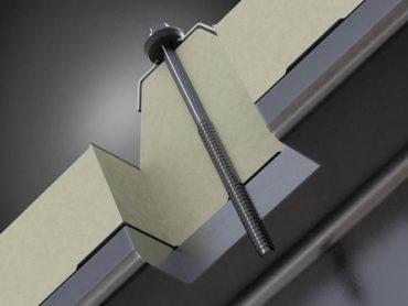 Stahlkonstruktionen: Starke Dichtschraube für härteste Stähle