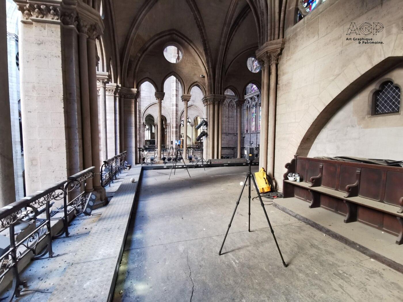 Notre Dame: Erste Schritte zur Rekonstruktion