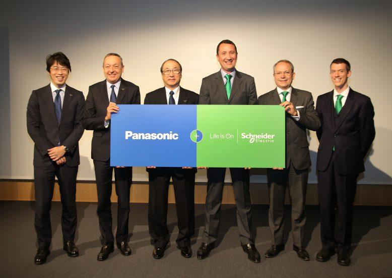 schneider-electric-pr-panasonic-partnership