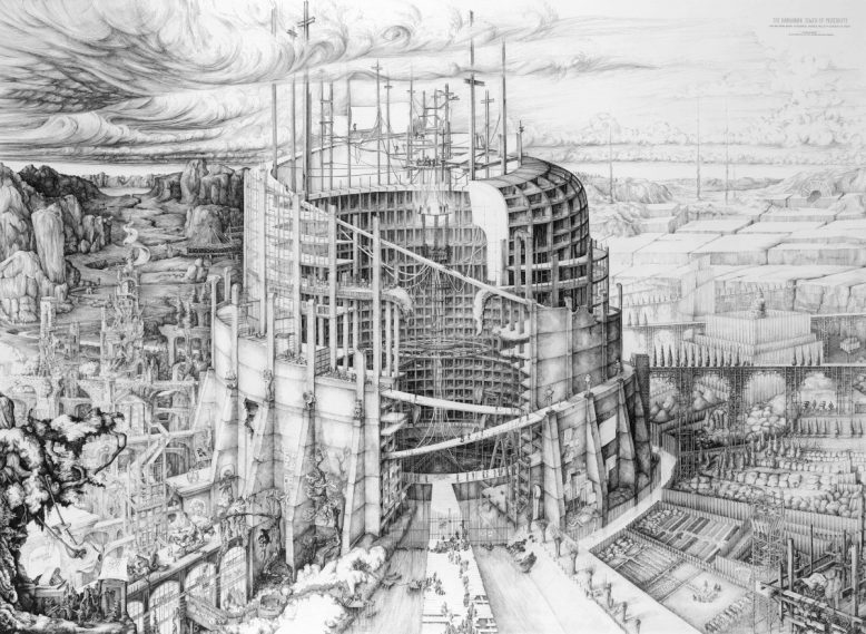waf-hand-draw-the_babylonian_tower_02
