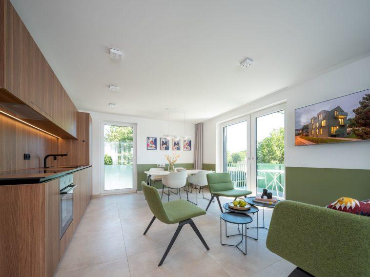 Apartment-Haus in Kenzingen