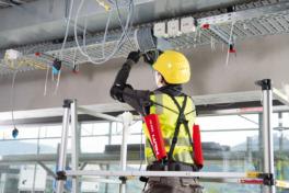 Exoskelette für die Baubranche