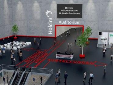 Holcim Bau-Forum: Was es braucht, um grüner zu bauen