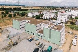 Klimatechnik für Schule in Frankfurt-Riedberg
