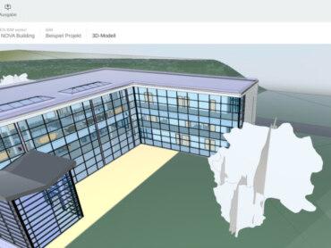 Baufortschritt immer im Blick: Leistungserfassung mit BIM-Integration