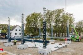 3D-Betondruck erstmals für Wohnhaus