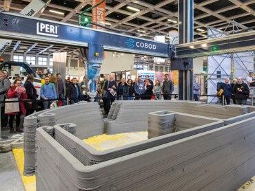 Wenn 3D-Betondruck planerische Grenzen überwinden hilft