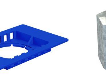 Bautechnik: Wie sich ein Lochspiel schnell und sicher verfüllen lässt