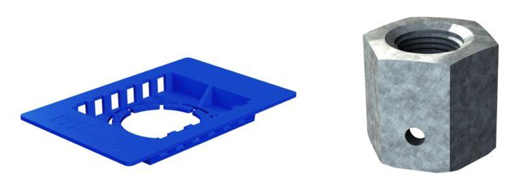 Lochspiel verfüllen mit neuer Lösung von Jordahl