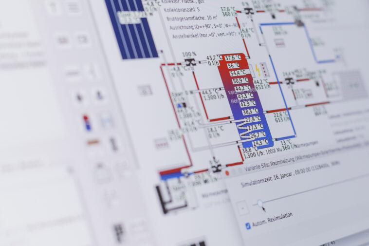 Simulation von Energiesystemen im BIM-Projekt