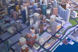 3D-Stadtmodelle für Softwareentwickler