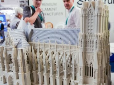 Rapid.Tech 3D: Wie die additive Fertigung die Baubranche voranbringt