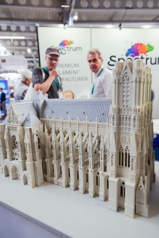Rapid.Tech 3D: Neue Session zu additiver Fertigung in Architektur und Bauwesen