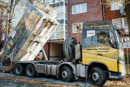 Betonersatzmörtel von Saint-Gobain Weber spart Zeit und Kosten auf der Baustelle