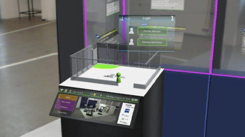 Sensortechnik für Fassadenelemente