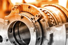 Symbolbild Maschinenbau