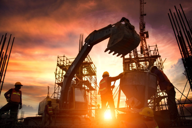 Kapazitätsplanung Mitarbeiter Baustelle