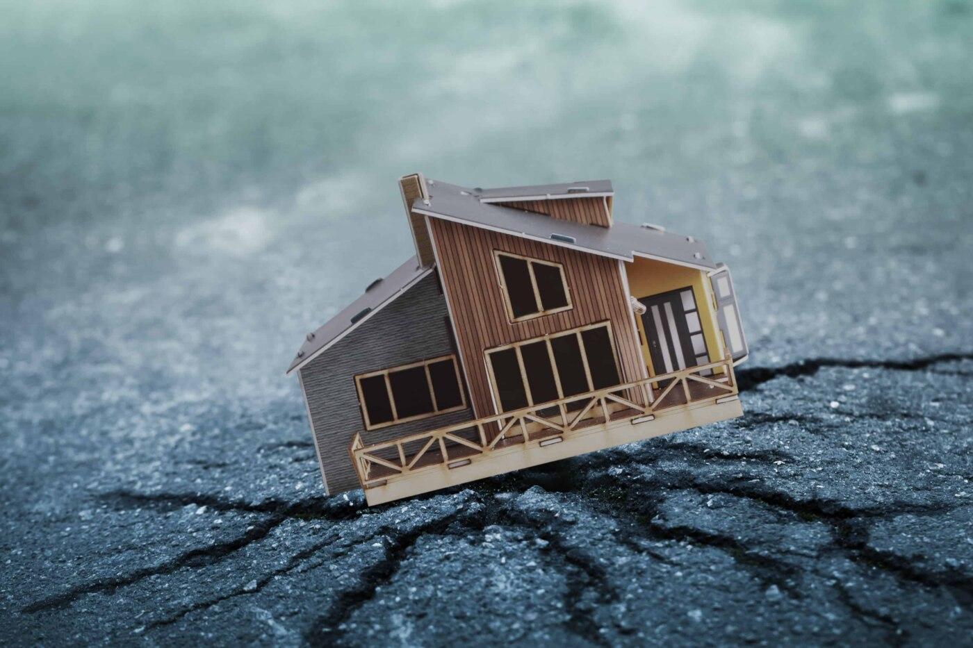 Gebäude vor Erdbeben schützen beim Bauen