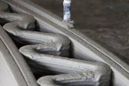 Schnellfahrstrecke HS2: 3D-Betondruck spart Zeit und reduziert CO2-Emissionen