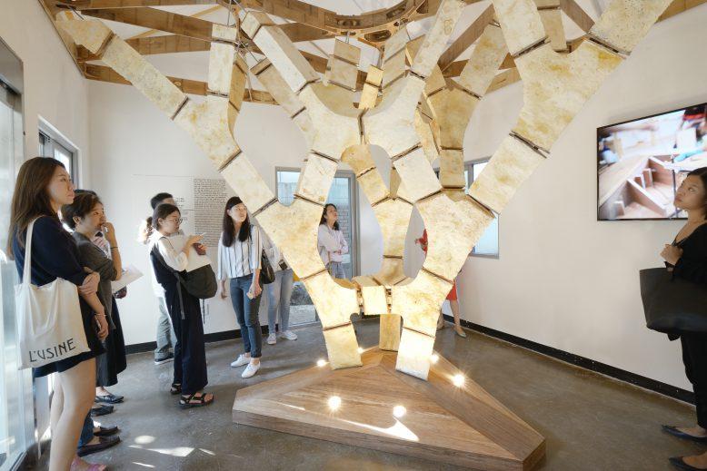 Pilzmyzel Bambus Baustoff