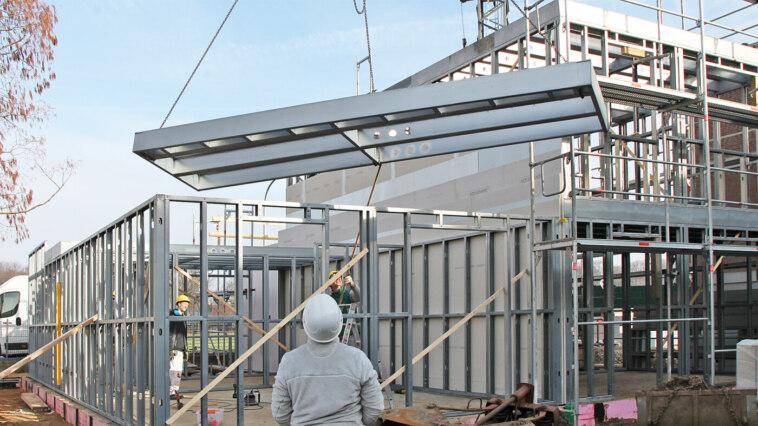 Stahl-Leichtbau