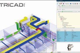 TGA- und Anlagenplanung mit TRICAD MS