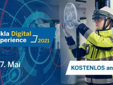 Online-Event: BIM von Büro bis Baustelle auf der Tekla Digital Experience