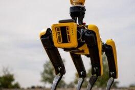 Datenerfassung im Bauwesen, strategische Allianz zwischen Trimble und Boston Dynamics