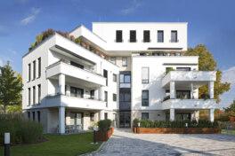 Monolithische Ziegelbauweise für Wohnquartier in Weinsberg