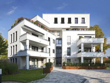 Monolithische Ziegelbauweise: Gewerbebrache wird zum Wohnquartier