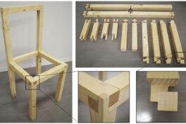 Holzverbindungen mit neuartiger Software konstruieren