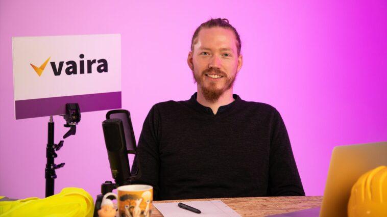 Baudokumentation: Neue Plattform von Vaira