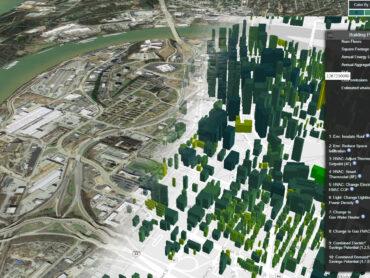 Für mehr Energieeffizienz: Digitaler Zwilling von 129 Millionen Gebäuden