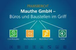 Mauthe setzt Programme von Weise Software ein